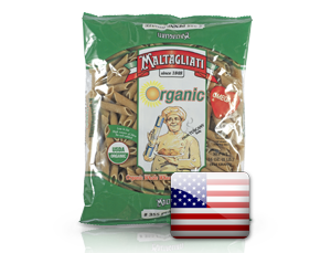 Pasta Maltagliati Whole Wheat Organic Omega 3